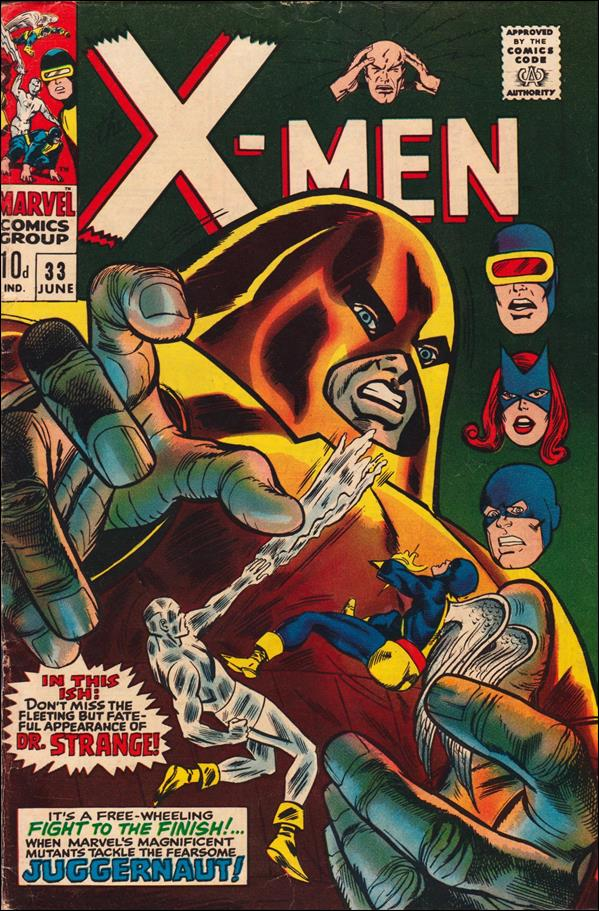 X-Men (1963) 33-B by Marvel