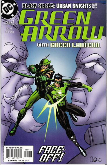 Green Arrow (2001) 23-A by DC