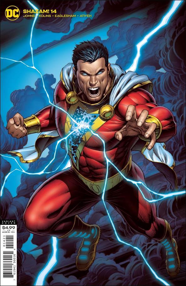 Shazam! (2018) 14-B by DC