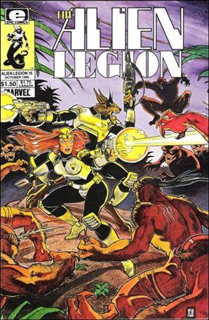 Alien Legion (1984) 16-A