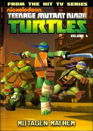Teenage Mutant Ninja Turtles Animated 4-A