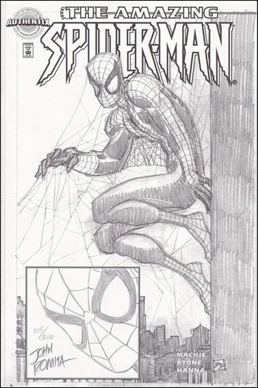 Amazing Spider-Man (1999) 1-G by Marvel
