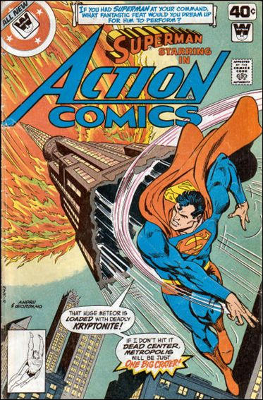 Action Comics (1938) 497-B by DC