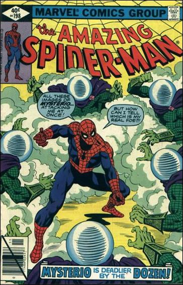 Amazing Spider-Man (1963) 198-A by Marvel