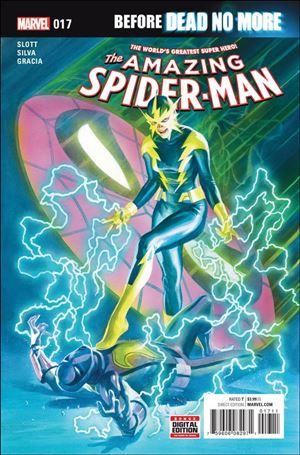 Amazing Spider-Man (2015) 17-A