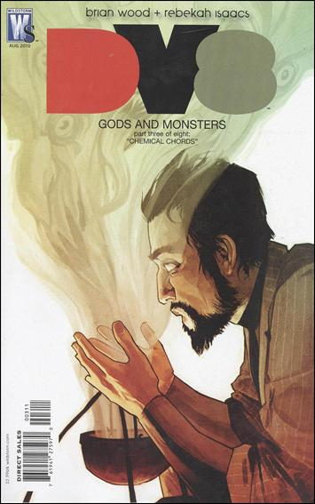 DV8: Gods and Monsters 3-A by WildStorm