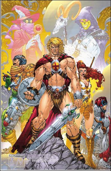Masters of the Universe (2004) 2-B by MVCreations