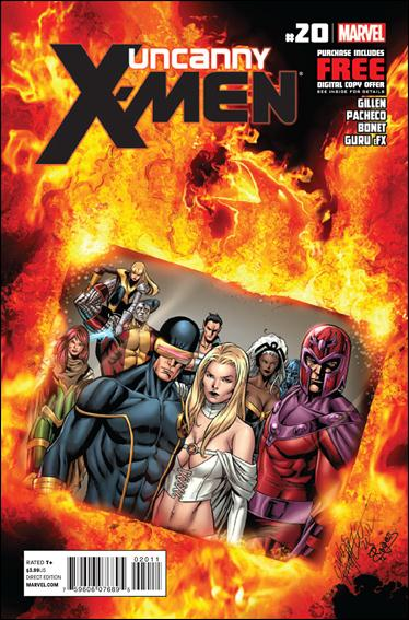 Uncanny X-Men (2012) 20-A by Marvel