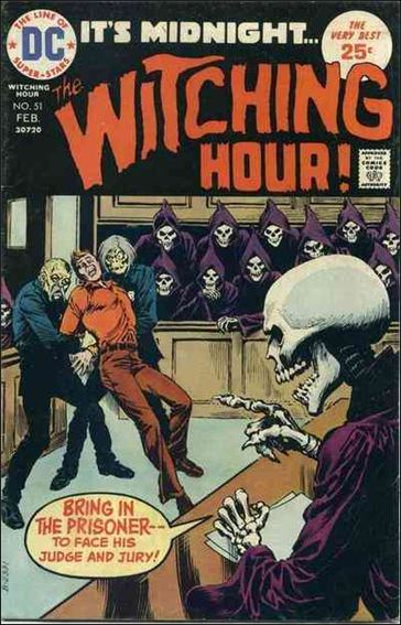 Witching Hour (1969) 51-A by DC