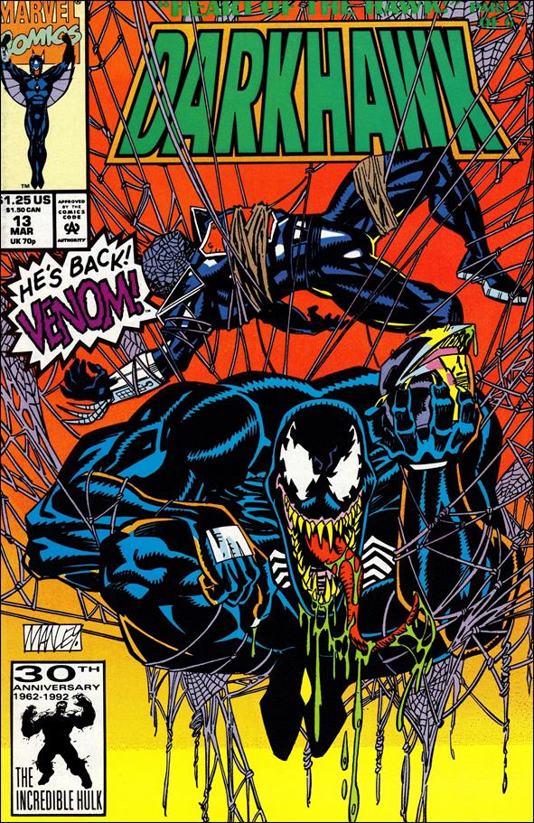 Darkhawk 13-A by Marvel