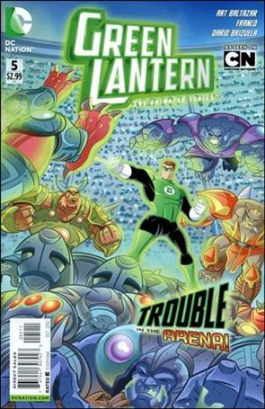 Green Lantern: The Animated Series 5-A