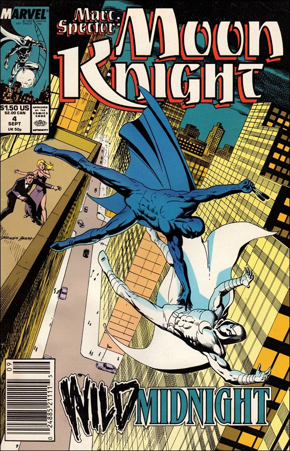 Marc Spector: Moon Knight 4-A by Marvel