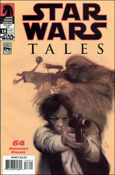 Star Wars Tales 16-A by Dark Horse