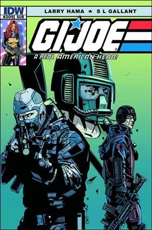 G.I. Joe: A Real American Hero 209-B