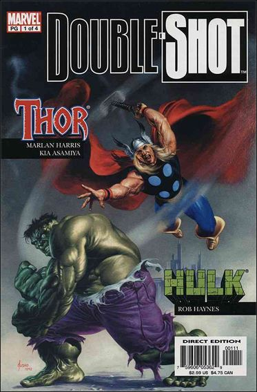 Marvel Double-Shot 1-A by Marvel