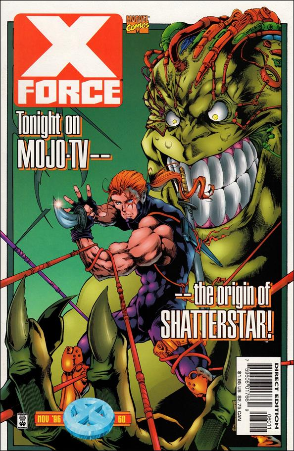 X-Force (1991) 60-A by Marvel