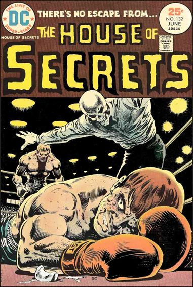 House of Secrets (1956) 132-A by DC