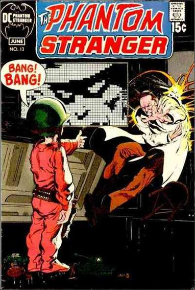 Phantom Stranger (1969) 13-A by DC