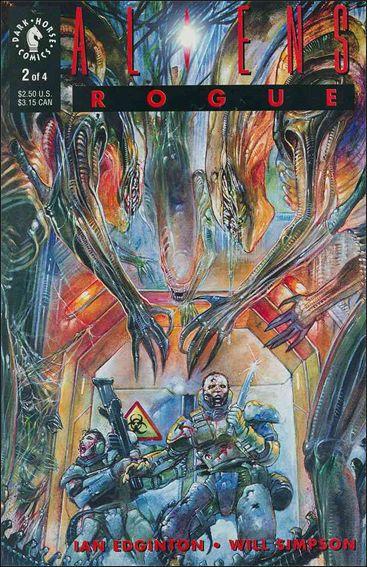 Aliens: Rogue 2-A by Dark Horse