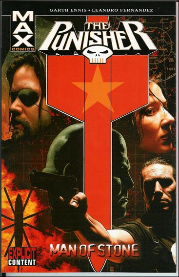 Punisher (2004) 7-A by Max