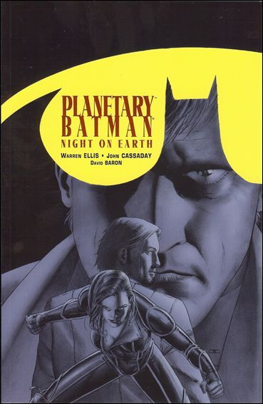 Planetary/Batman: Night on Earth 1-A by WildStorm
