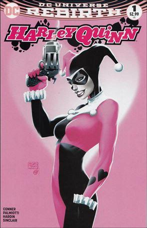 Harley Quinn (2016) 1-VA