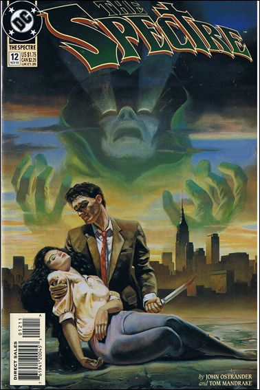 Spectre (1992) 12-A by DC