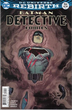 Detective Comics (1937) 964-B