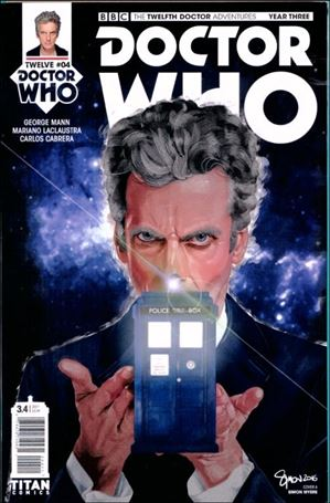 Doctor Who: The Twelfth Doctor Year Three 4-A