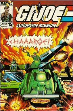 G.I. Joe: European Missions 15-A by Marvel