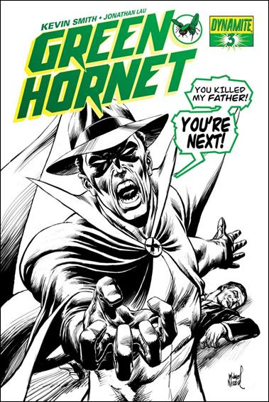 Green Hornet (2010) 3-G by Dynamite Entertainment