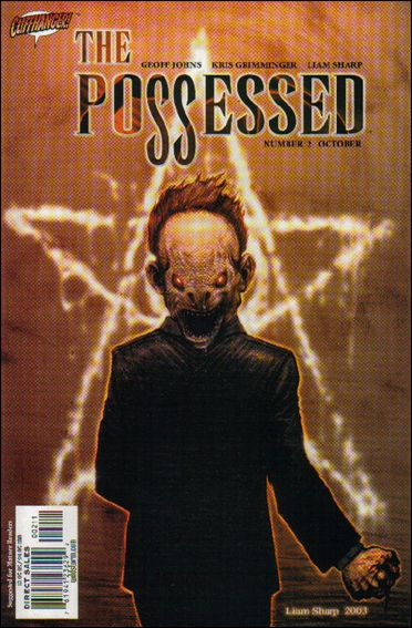 Possessed 2-A by WildStorm