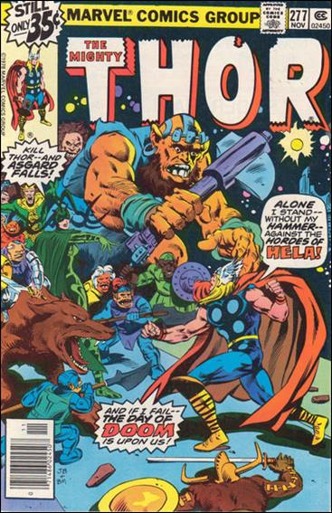 Thor (1966) 277-A by Marvel
