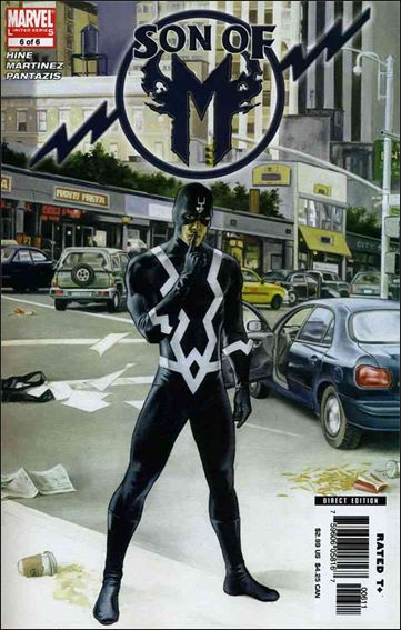Son of M 6-A by Marvel