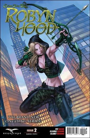Grimm Fairy Tales Presents Robyn Hood (2014) 2-A