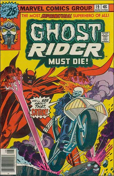 Ghost Rider (1973) 19-A by Marvel