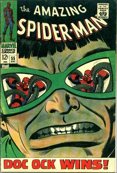 Amazing Spider-Man (1963) 55-A by Marvel
