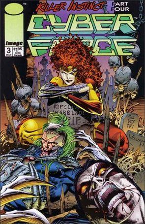 Cyberforce (1993) 3-A