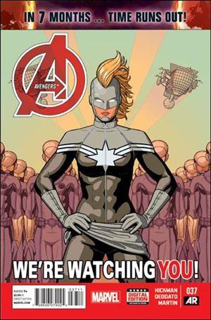 Avengers (2013) 37-A