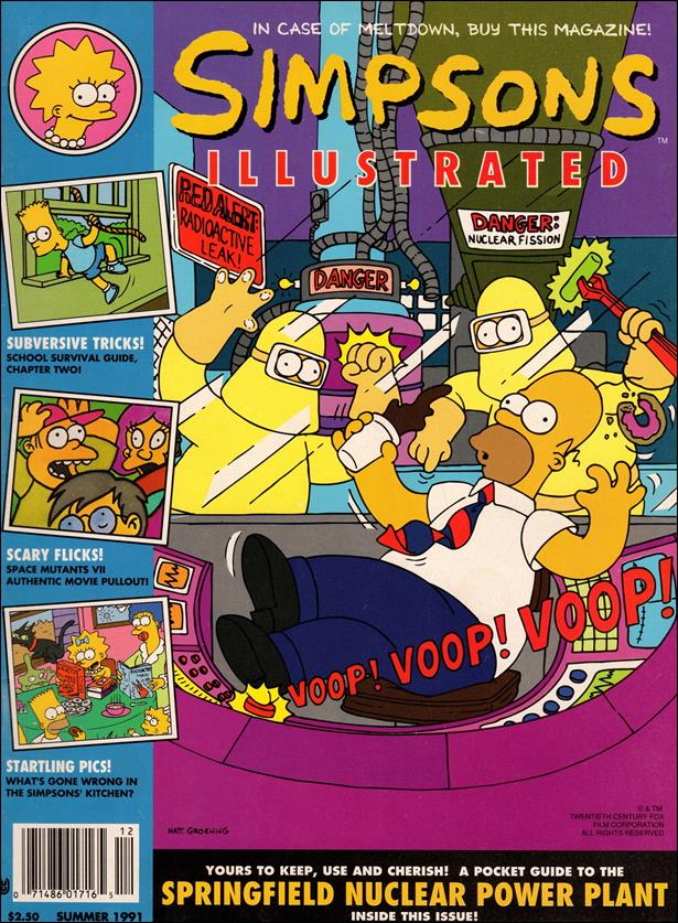 Simpsons Illustrated 2-A by Welsh Publishing Group