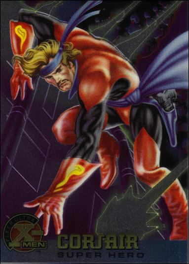 1995 Fleer Ultra X-Men All Chromium (Base Set) 50-A by Fleer