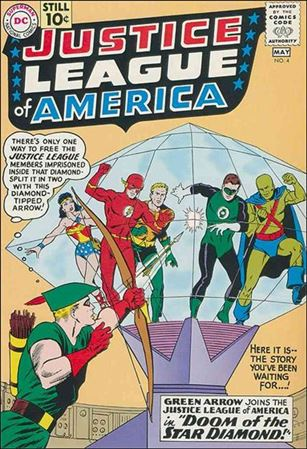 Justice League of America (1960) 4-A