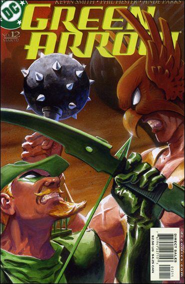 Green Arrow (2001) 12-A by DC