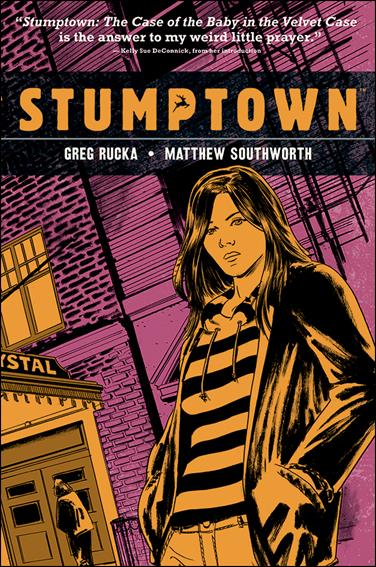 Stumptown 2-A by Oni Press
