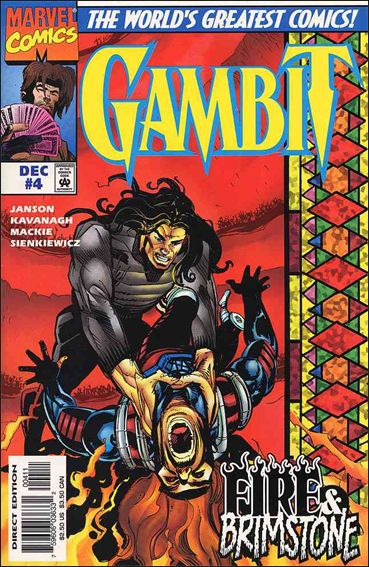 Gambit (1997) 4-A by Marvel