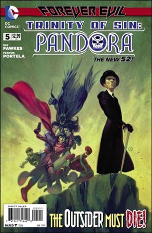Trinity of Sin: Pandora 5-A