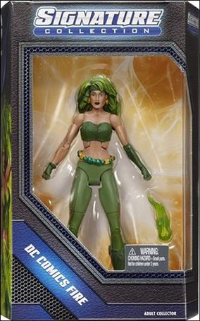 DC Universe: Signature Collection Fire