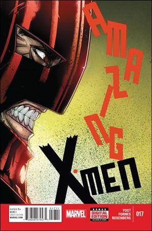 Amazing X-Men (2014) 17-A