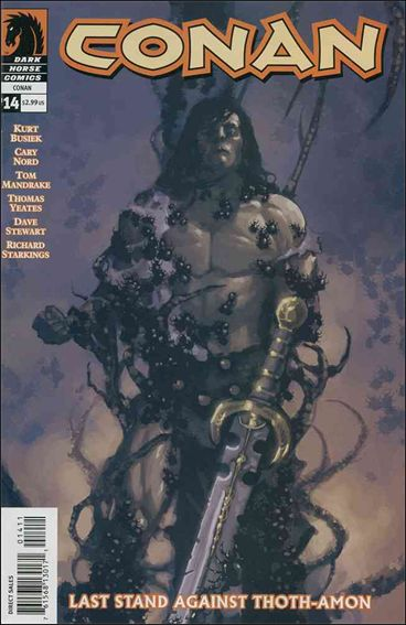 Conan (2004) 14-A by Dark Horse