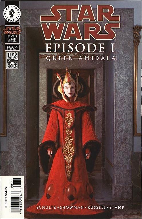 Star Wars: Episode I Queen Amidala nn-B by Dark Horse